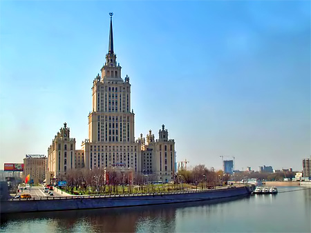 Hotel Royal Moscow